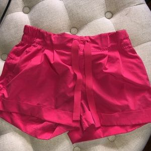 Lululemon Spring Break Away shorts!